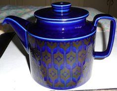 Hornsea Heirloom Blue 2 Pint Teapot