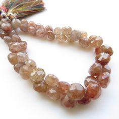 YELLOW QUARTZ FOCAL Stone Bead Faceted Quartz Focal for Jewelry Making Diagonally Drilled Yellow Quartz Bead