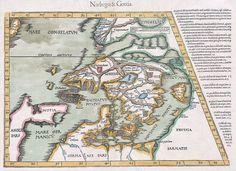 1541 WALDSEEMÜLLER Map of Scandinavia ( Norbegia ^ Gottia ) - Geographicus - NorbegiaGottia-waldseemuller-1541.jpg