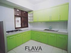 Kitchen Set Sederhana 2017