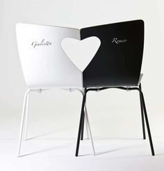 Romeo and Giulietta Chair by Midj