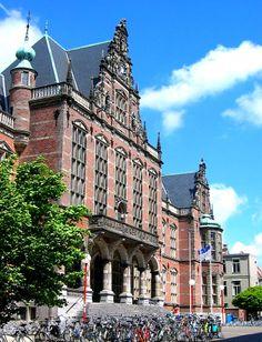 Rijksuniversiteit Groningen. Foto: Fruggo