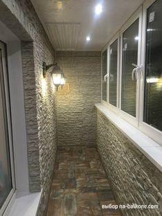 балкон дизайн внутри 2