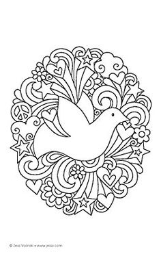 Color Animals Coloring Book: Perfectly Portable Pages (On-the-Go! Coloring Book) (Design Originals) Extra-Thick High-Quality Perforated Pages in Convenient Size Easy to Take Along Everywhere Cute Coloring Pages, Mandala Coloring Pages, Adult Coloring Pages, Coloring Sheets, Coloring Books, Coloring Pages Inspirational, Art Nouveau Design, Bible Crafts, Fabric Painting
