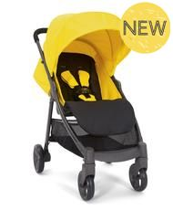 armadillo stroller � the big little stroller.  Travel system compatible.