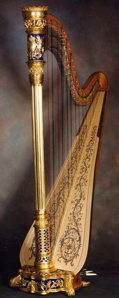 Beautiful harp..!