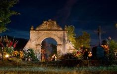 Visit The Villages On The Day of the Dead In Oaxaca