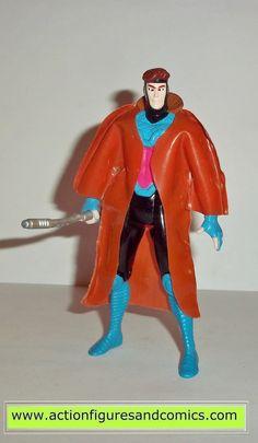 X-MEN X-Force toy biz GAMBIT 1991 1992 marvel universe action figures