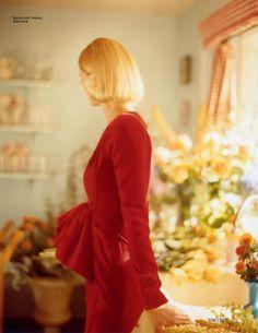 Kasia Struss | Tom Craig | Vogue Russia October 2011 - 8 Style | Sensuality Living - Anne of Carversville Women's News