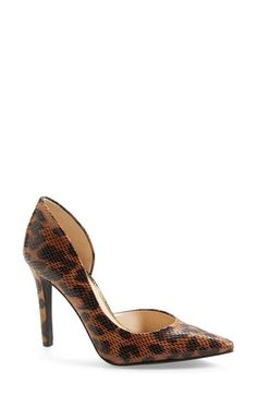 Jessica+Simpson+'Claudette'+Pump+available+at+#Nordstrom