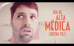 Dia de alta médica (outra vez) - EMVB - Emerson Martins Video Blog 2013
