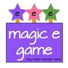 Teacher Mama: Magic e Game