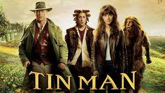 Zooey Deschanel, Alan Cumming, and Neal McDonough Wizard of Oz retold Man Movies, Netflix Movies, Movie Tv, Excellent Movies, Man Parts, Adventure Movies, Tin Man, Zooey Deschanel, Tv Shows Online