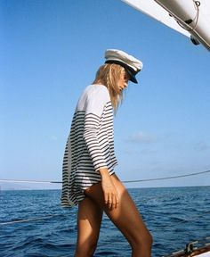 NAUTICAL FASHION Stylish Eve Outfits, Casual Work Outfits, Professional Outfits, Work Casual, Teaching Outfits, Nautical Fashion, Fall Fashion Trends, Fashion Tips, Athletic Outfits