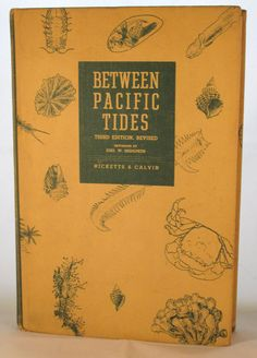 Cover image from Between Pacific Tides, Ed Ricketts's marine biology text