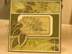 IC176 Botanica by ctorina - Cards and Paper Crafts at Splitcoaststampers