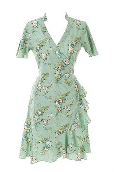 mint dresses | Patchouli Fair JUILIETTE Tea Dress Mint Green