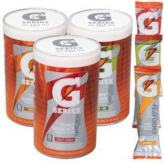 Gatorade Powder Mix  $25