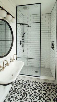 Small Space Bathroom, Family Bathroom, Bathroom Design Small, Bathroom Layout, Bathroom Interior Design, House Is A Feeling, My Ideal Home, Bathroom Design Inspiration, Bathroom Furniture