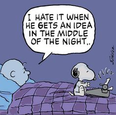 Charlie Brown and Snoopy - Erinnerungen - Funny Charlie Brown Y Snoopy, Snoopy Love, Snoopy And Woodstock, Writing Humor, Writing Quotes, Peanuts Cartoon, Peanuts Snoopy, Snoopy Cartoon, Snoopy Comics