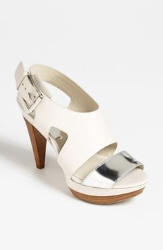 MICHAEL Michael Kors Carla Sandal available at #Nordstrom.Size: 6
