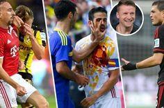 Mike Frantz, ehemaliger Bundesliga-Spieler, hat für die Sport-BILD seine…