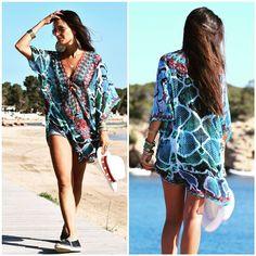 Ibiza, Cover Up, Boutique, Dresses, Fashion, Vestidos, Moda, Fashion Styles, Dress