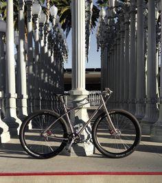 Budnitz Bicycles Titanium No.3