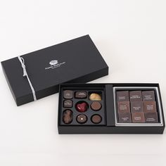 Chocolates from Pierre Marcolini