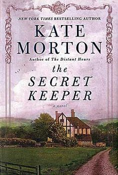 The Secret Keeper - this book is excellent!  Highly......I mean, highly recommend it!