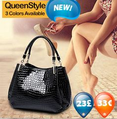 Brand Design Women Noble Fashion Multi-function Handbag, Suitable for Party and Office