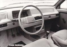 Lada Samara dashboard
