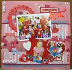 My Valentine Loot - Scrapbook.com