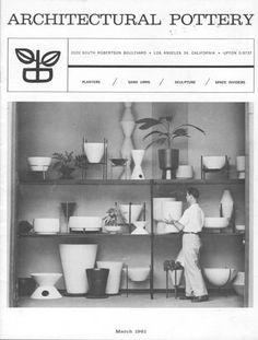 ucla.edu architectural pottery planters