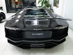 DMC Aventador тюнинг от Autoproject-D ~ Тюнинг новости от Tuninger Kiev E-zine