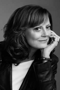 Susan Sarandon Interview - New L'Oréal Paris Ambassador (Vogue.co.uk)