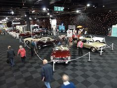 car show stand mercedes - Google Search