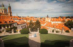 Praha | Prague Visit Prague, Charles Bridge, Prague Castle, Most Beautiful Cities, Historical Sites, Four Square, Mansions, House Styles, City
