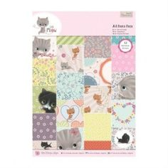 A4 Paper Pack (42pk) - Little Meow