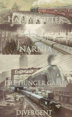 Non chiedetemi perché amo i treni