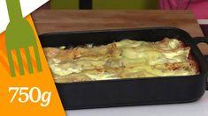 Recette de Lasagne Végétarienne - 750 Grammes