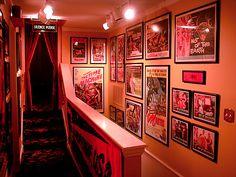 Classic horror home decor