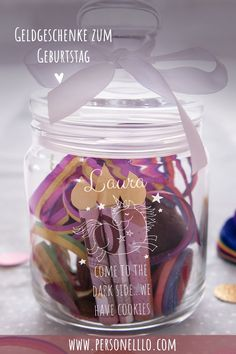 Make your own DIY birthday present in glass with unicorn motif and desired name. Funny birthday gift idea for the best friend. Personal birthday present from – Birthday gifts 🙂 Source by personello Funny Birthday Gifts, Personalized Birthday Gifts, Diy Birthday, Birthday Presents, The Dark Side, Relationship Posts, Try To Remember, Marriage Advice, Wine Glass