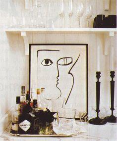 Elle Decor, June 2008