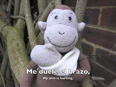 At the doctor's in Spanish ¡Me duele! ¡Estoy enfermo! - YouTube