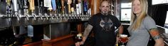 Armsby Abbey taps into taste for craft beers. 144 North Main Street, Worcester, MA.