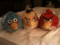 Angry Birds in Bags -