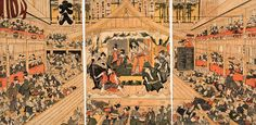 A article on the origins of Kabuki. Really fascinating :)