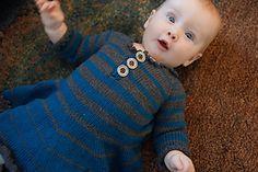 Width Play Tunic pattern by Karen Fletcher Little Girl Dresses, Little Girls, Cute Tights, Tunic Pattern, Feminine Dress, Flare Skirt, Put On, Baby Knitting, Knit Dress