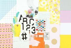 POP ART Scrapbook Kit at Studio Calico